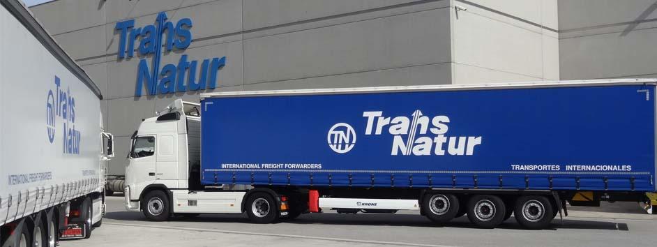 Transporte de mercanc as internacional log stica for Empresas de transporte en tenerife