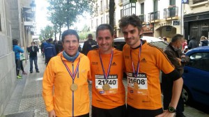 Transnatur Zaragoza y la Behobia