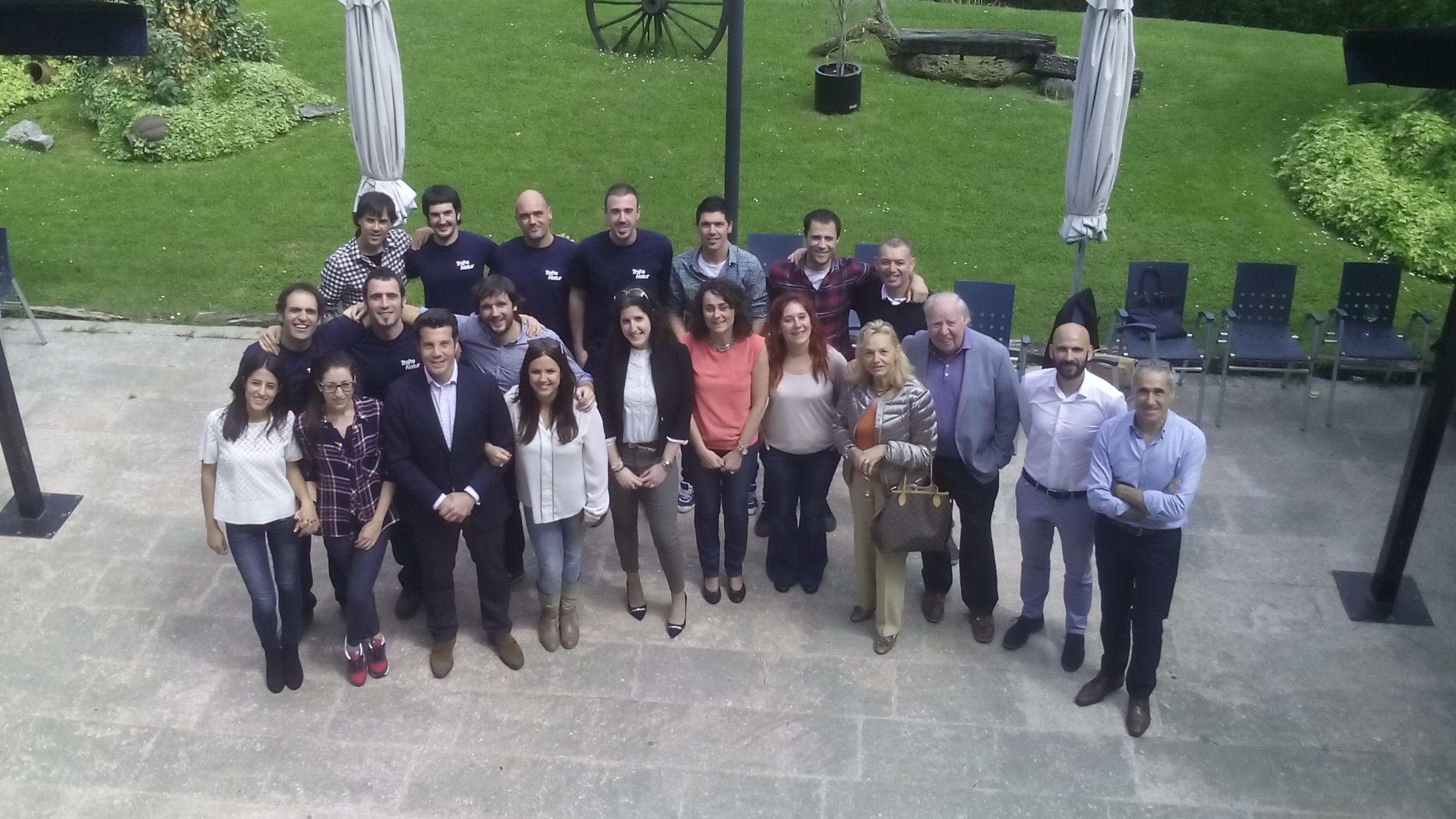 15 años! Felicidades Transnatur Bilbao
