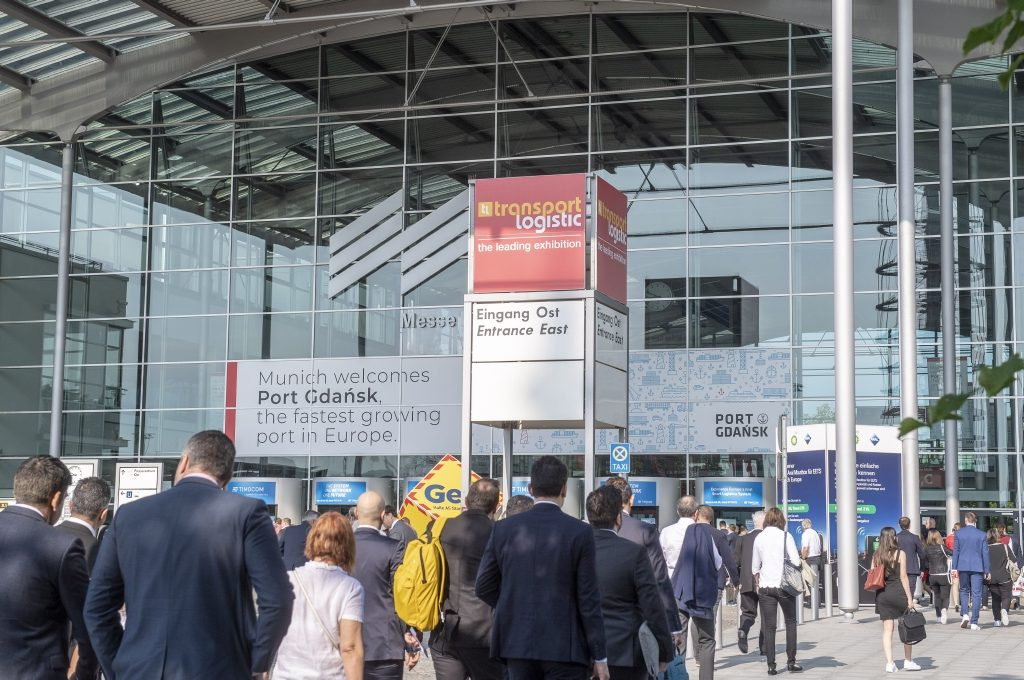 transnatur feria logistic munich 2019