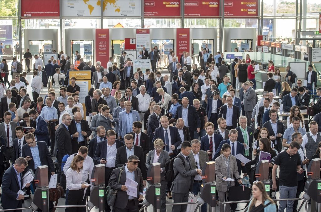 TransNatur en la Feria Internacional Transport Logistic de Munich 2019