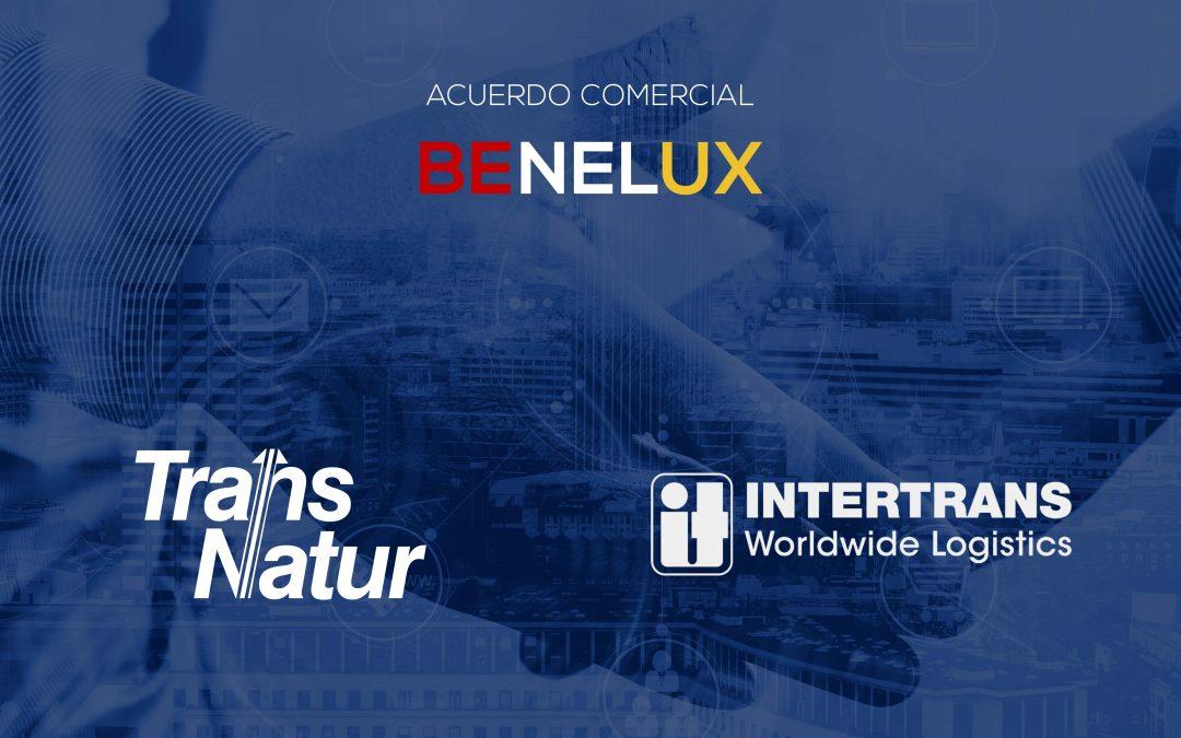 Nueva corresponsalía con BENELUX